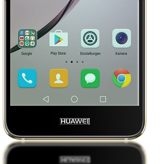 Huawei Nova Panzerglas Schutzfolie von NICA, 2.5D Full-Cover Displayschutz-Folie / 9H Panzerfolie Schutz-Glas, Volle Handy Display-Abdeckung Panzer-Glasfolie Displayfolie Tempered Glass – Bild 6