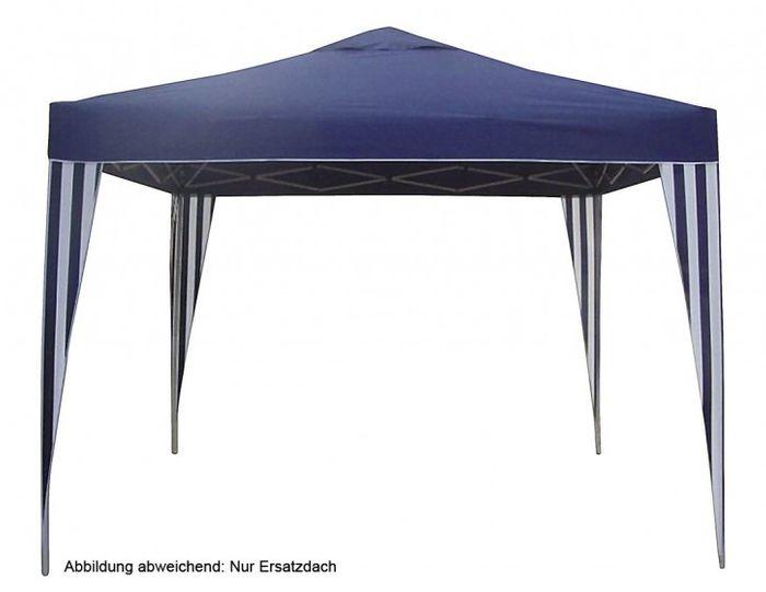 Pavillon Ersatzdach Nil, blau, Polyester