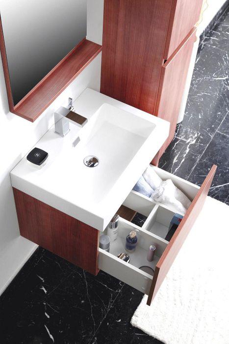 Badezimmer P603 mahagoni – Bild 2
