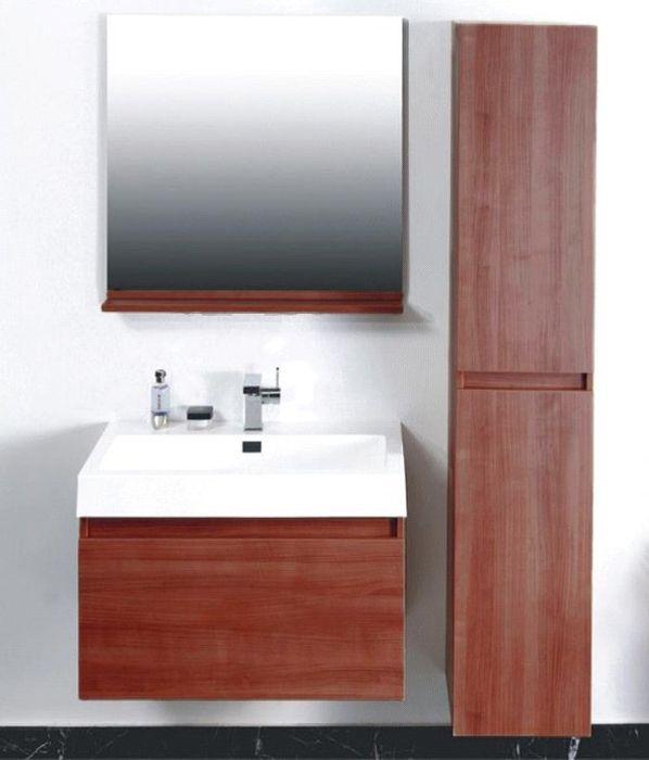 Badezimmer P603 mahagoni – Bild 1