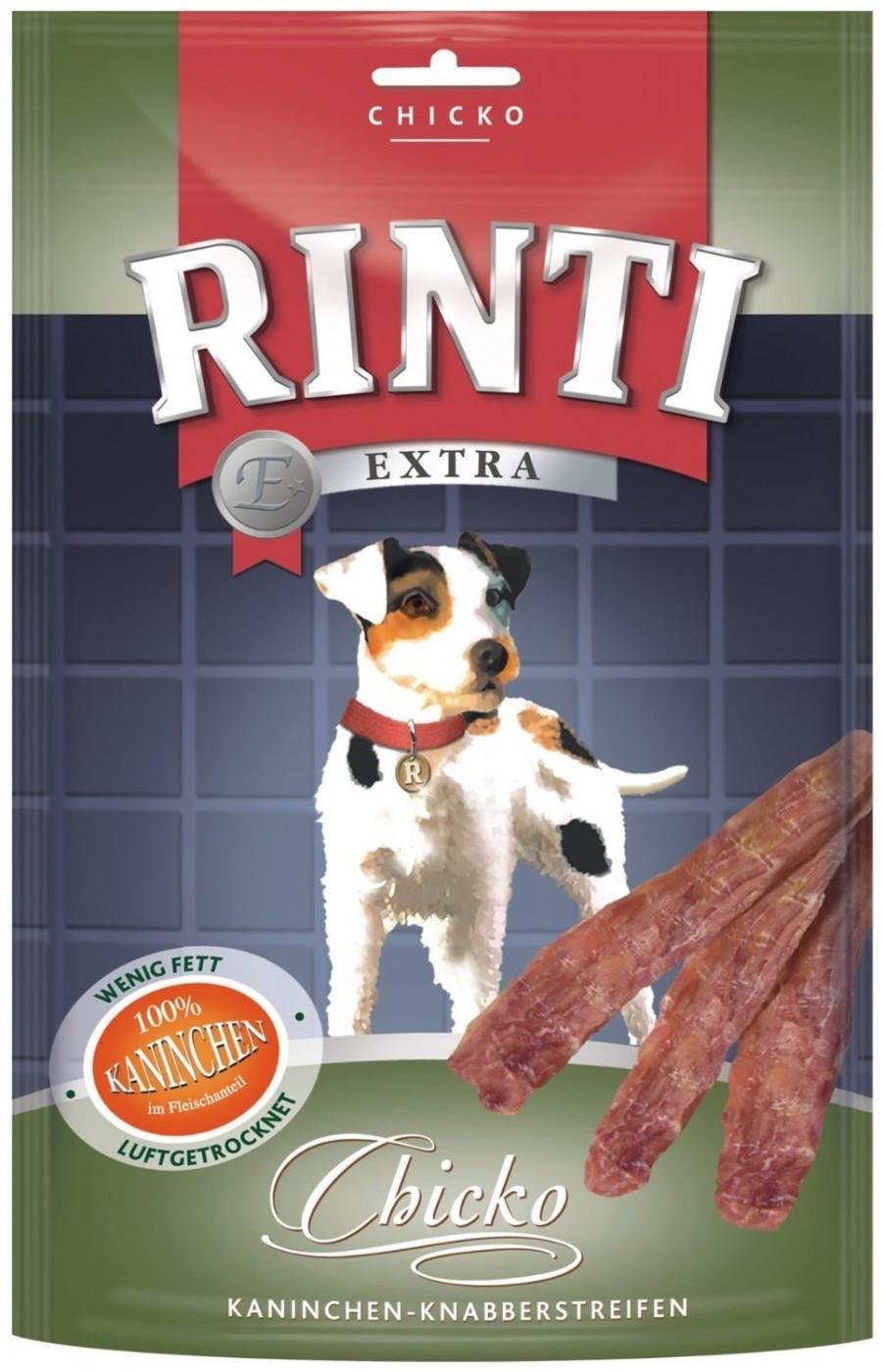 Rinti Chicko Kaninchen   12x 60g Hundesnack