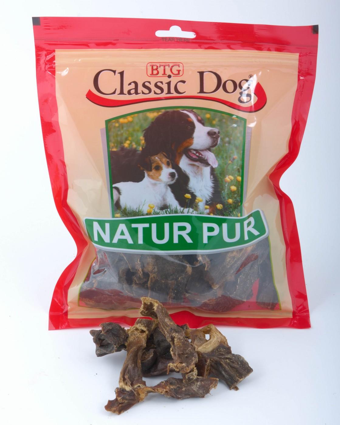 Classic Dog Rinderherzen | 100g Hundesnack