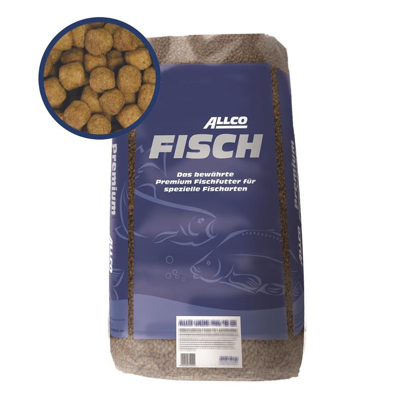 Allco Lachsforellenfutter | 25kg F 44/18 EX-6mm Forellenfutter