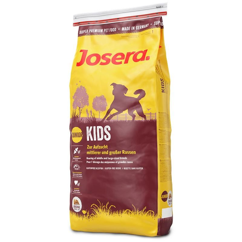 Josera Kids   15kg Trockenfutter für Welpen