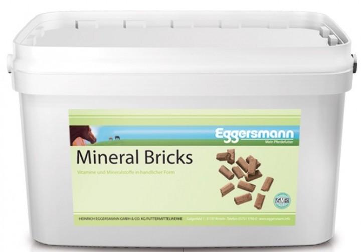 Eggersmann Mineral | 4kg Pferdezusatzfutter