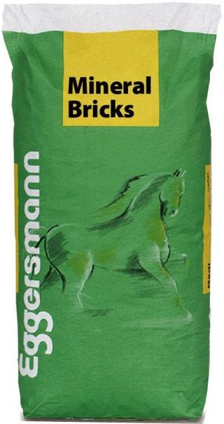 Eggersmann Mineral Bricks | 25kg während der Weidesaison