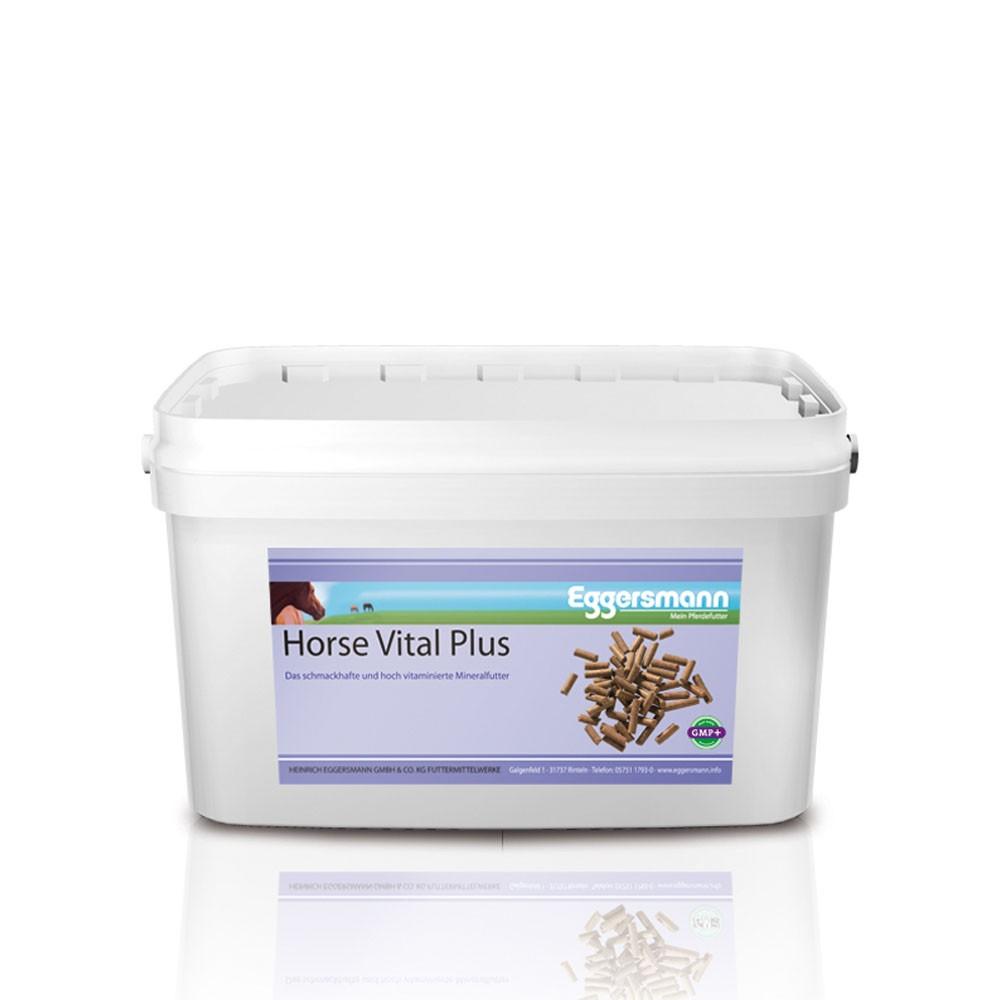 Eggersmann Vital Plus | 10kg Mineralfutter für Pferde