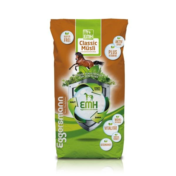 Eggersmann Classic Müsli EMH Pferdemüsli | 20kg ohne Hafer
