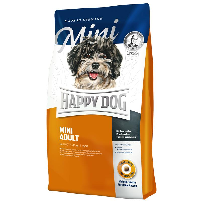 Happy Dog Supreme Mini Adult  | Hundefutter