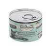 LandFleisch Adult Past. Rind+Kabeljau+Wurzelpeters. | 6x195g Katzenfutter