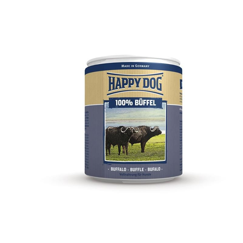 happy dog b ffel pur 12 x 400g hundefutter. Black Bedroom Furniture Sets. Home Design Ideas