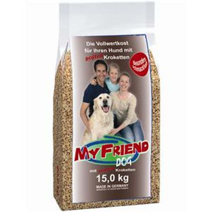 Bosch My Friend Softbrocken | 15 kg Vollnahrung für Hunde