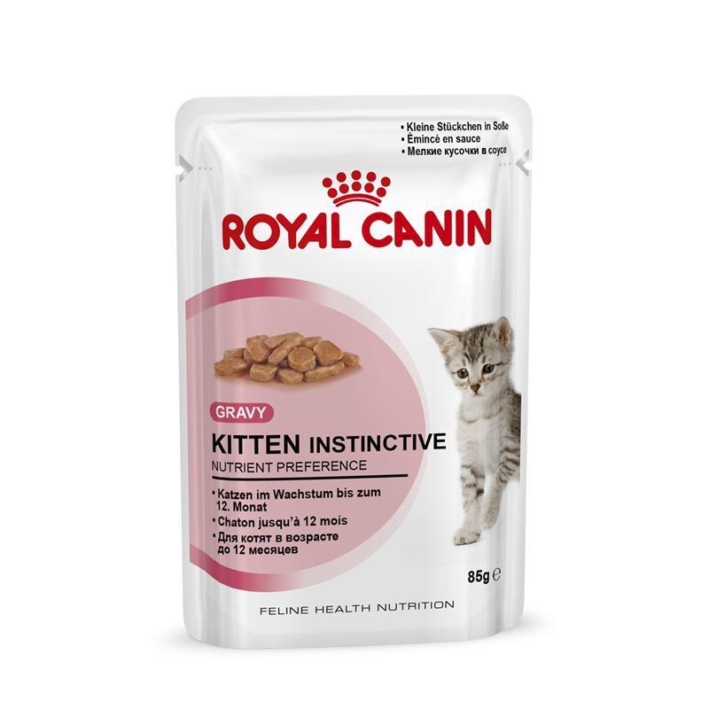 Royal Canin Kitten Instinctive   12x 85g Kätzchenfutter