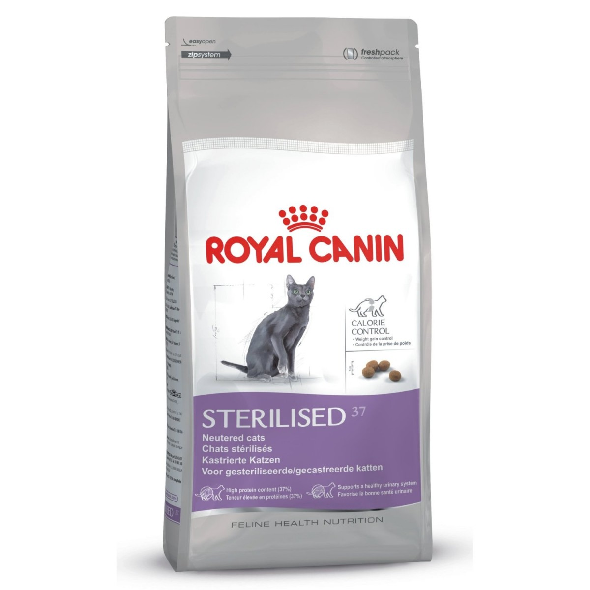 Royal Canin Sterilised 37 | 4kg Katzenfutter