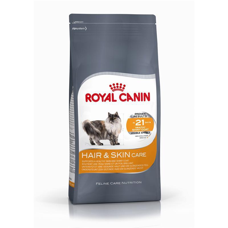Royal Canin Hair und Skin 33 | 10kg Katzenfutter