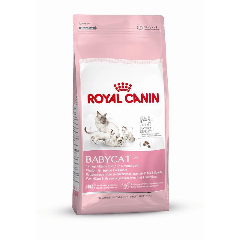 Royal Canin Babycat   4kg Kätzchenfutter - Katzenwelpenfutter
