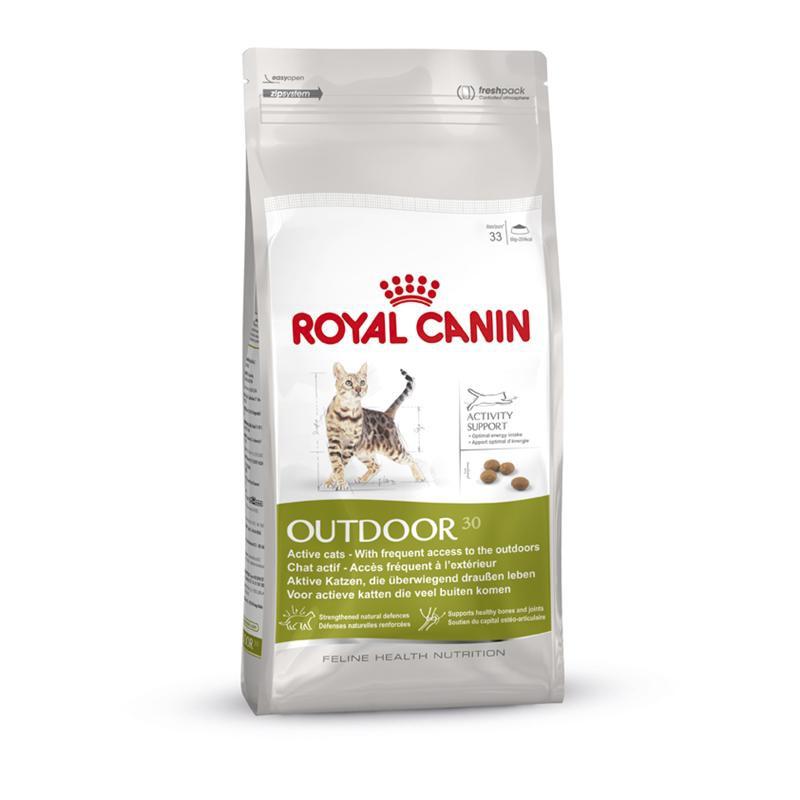 Royal Canin Outdoor | 400g Katzentrockenfutter