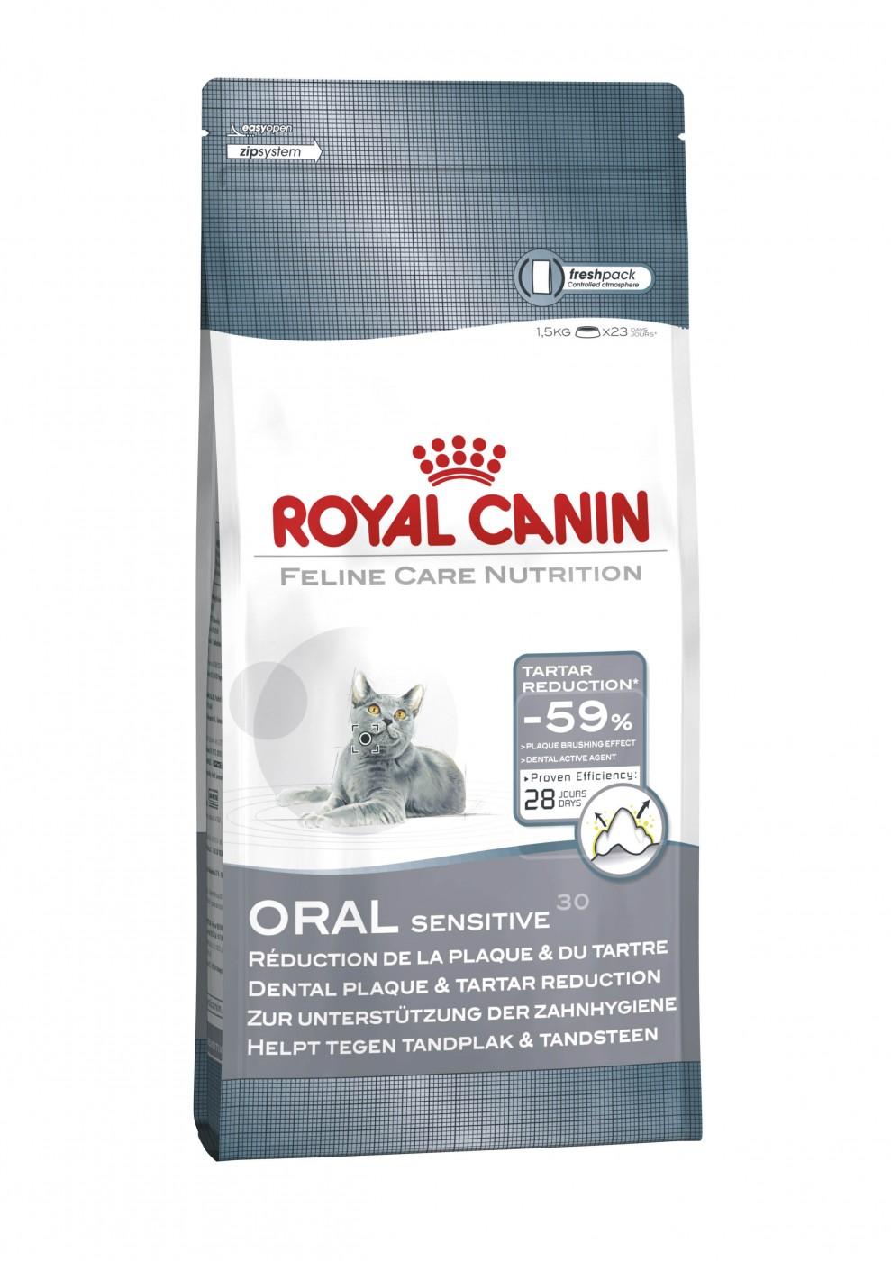 Royal Canin Oral Sensitive 30 | 400g Katzenfutter