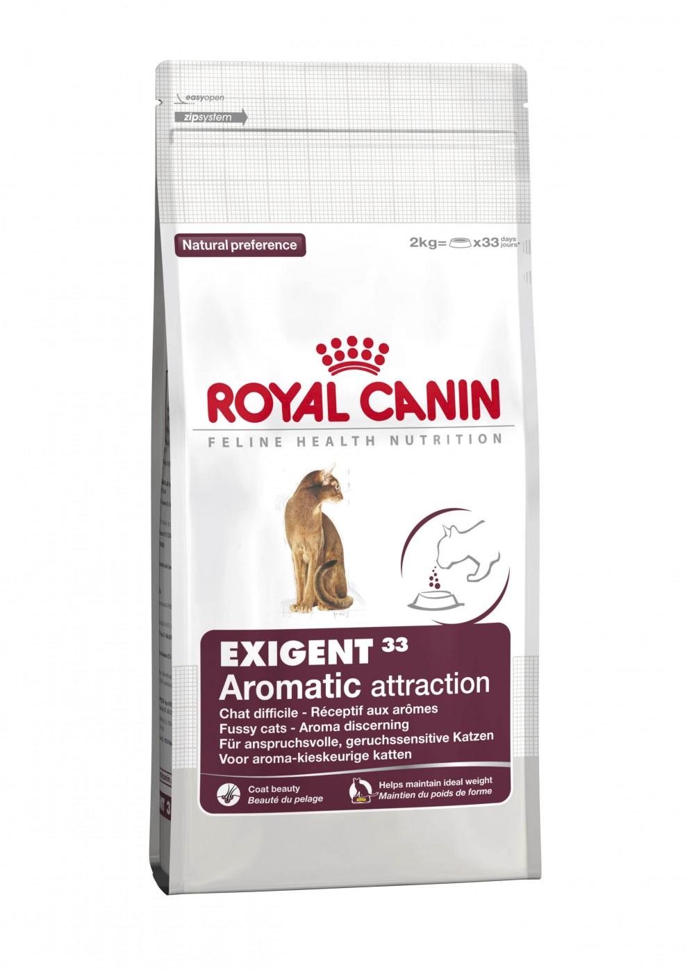 Royal Canin Exigent 33 Aromatic | 400g Katzenfutter