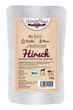 Herzenshund Hirsch m. Bio Quinoa | 15x 130g Hundenassfutter