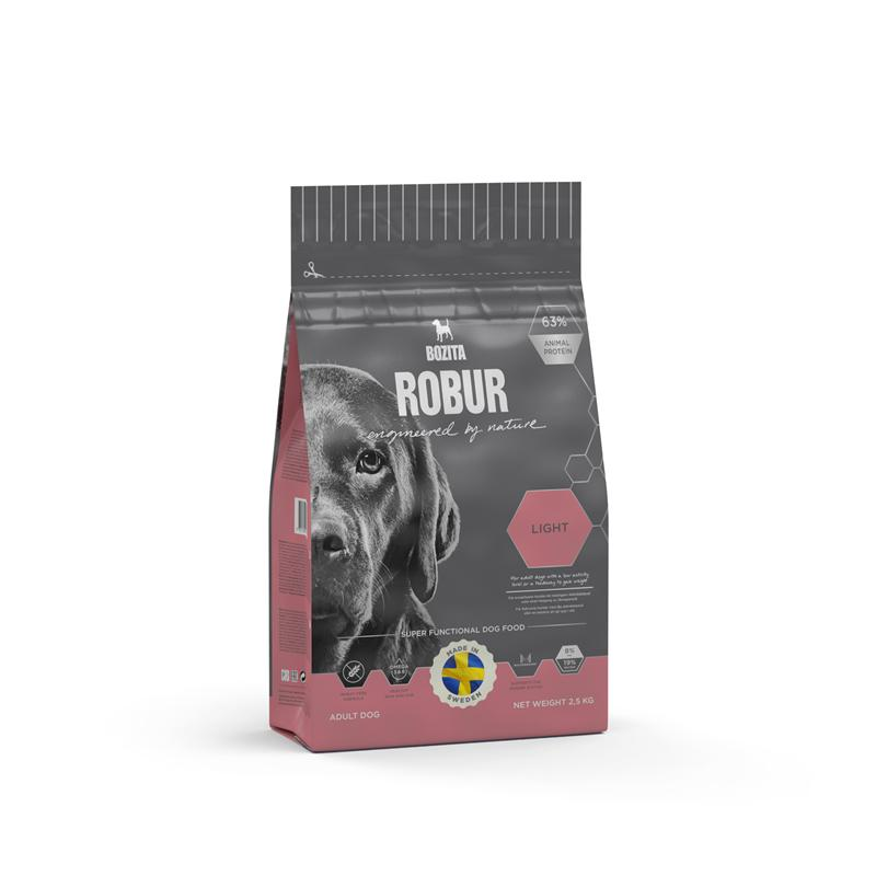 Bozita Robur Light  | 2,5kg Hundefutter