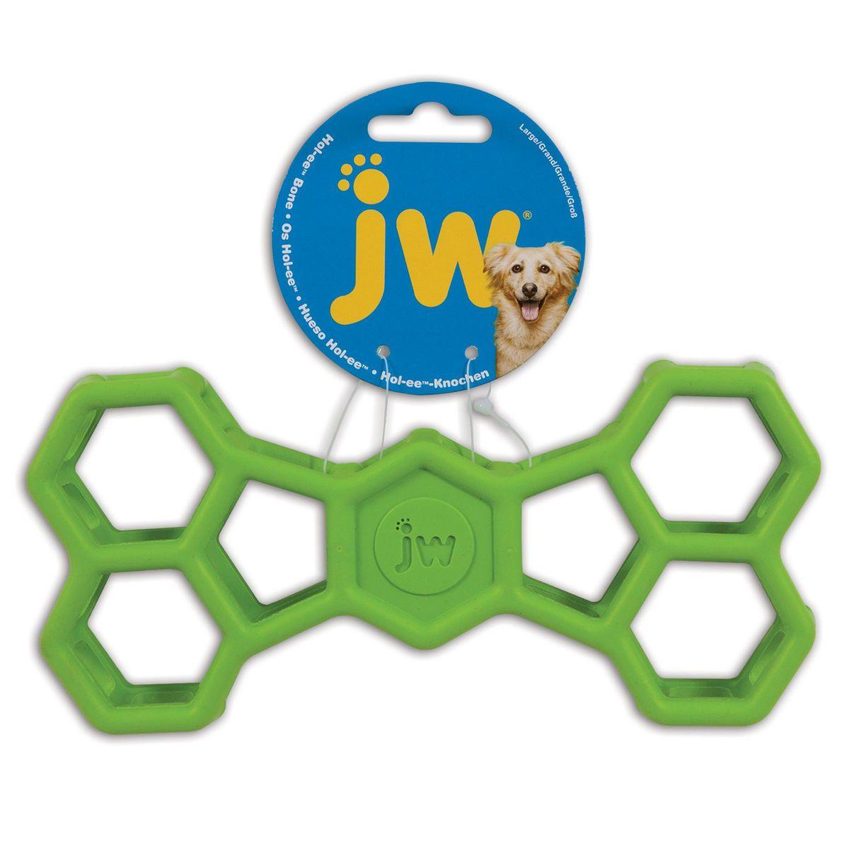 JW Hundespielzeug | HOL-EE BONE L