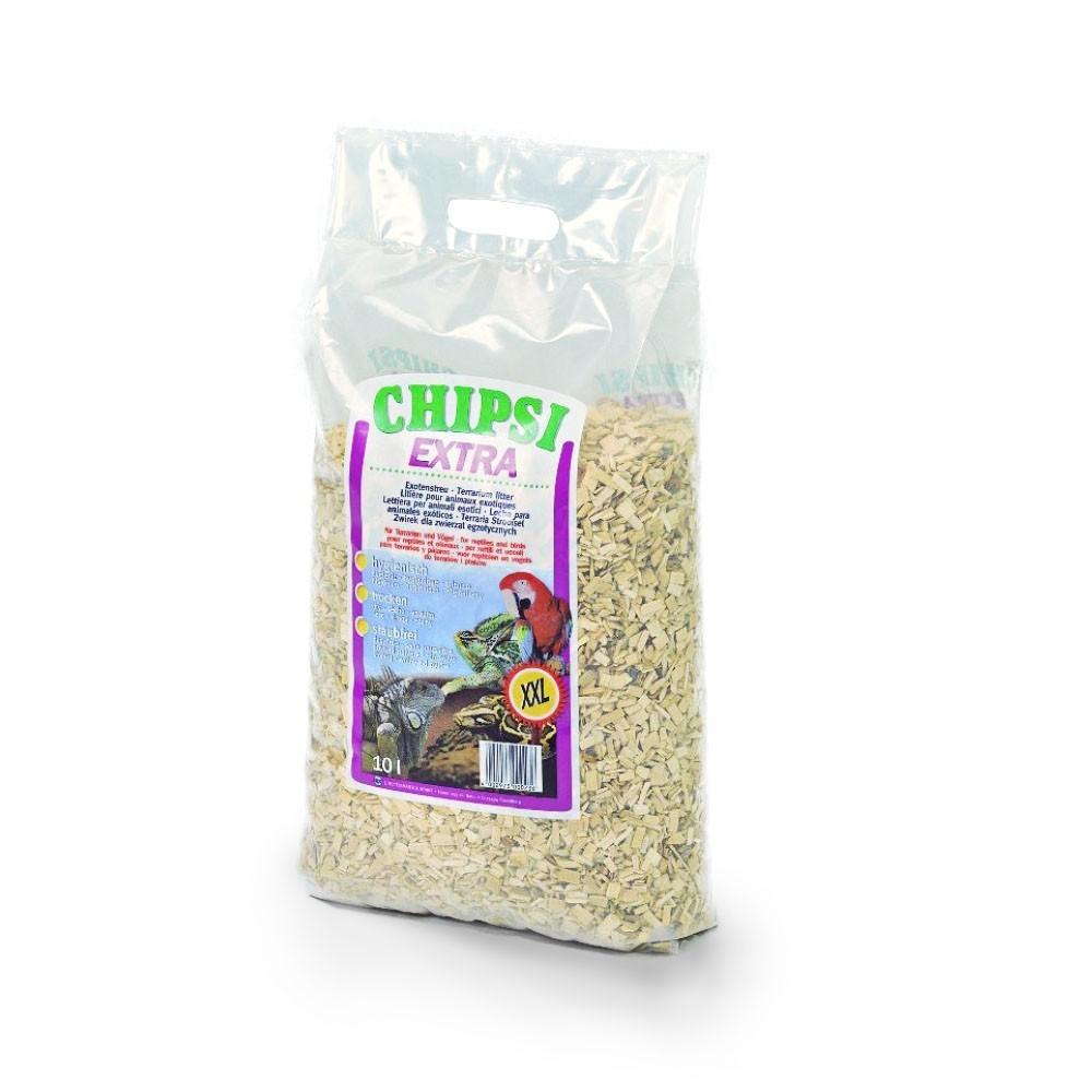 Chipsi Extra XXL | Nager-Einstreu grob aus Buchenholz