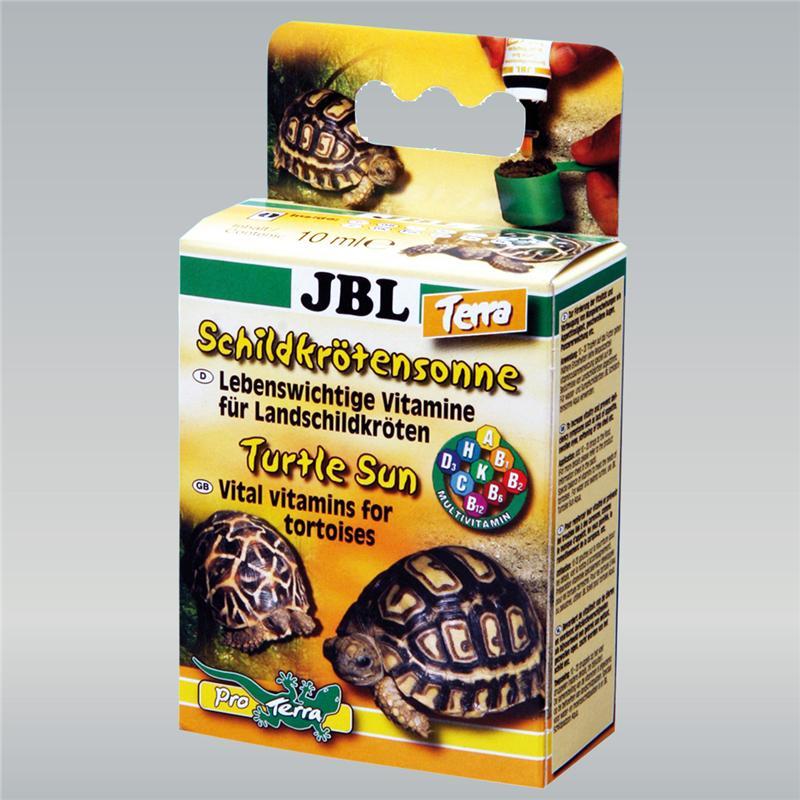 JBL Schildkroetensonne Terra | 10ml  für Landschildkröten