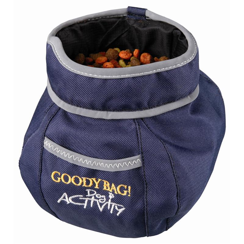 Trixie Dog Activity Snack-Tasche Goody Bag | 11 × 16 cm Hundezubehör