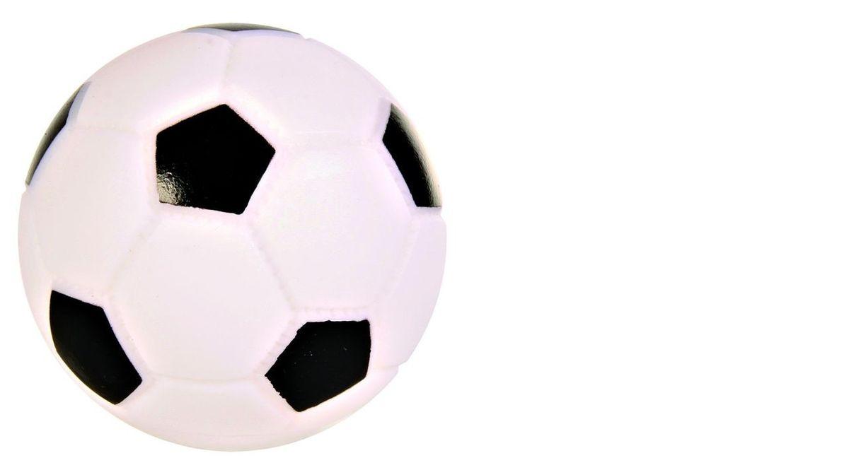Trixie Fußball aus Vinyl   6cm Hundespielzeug