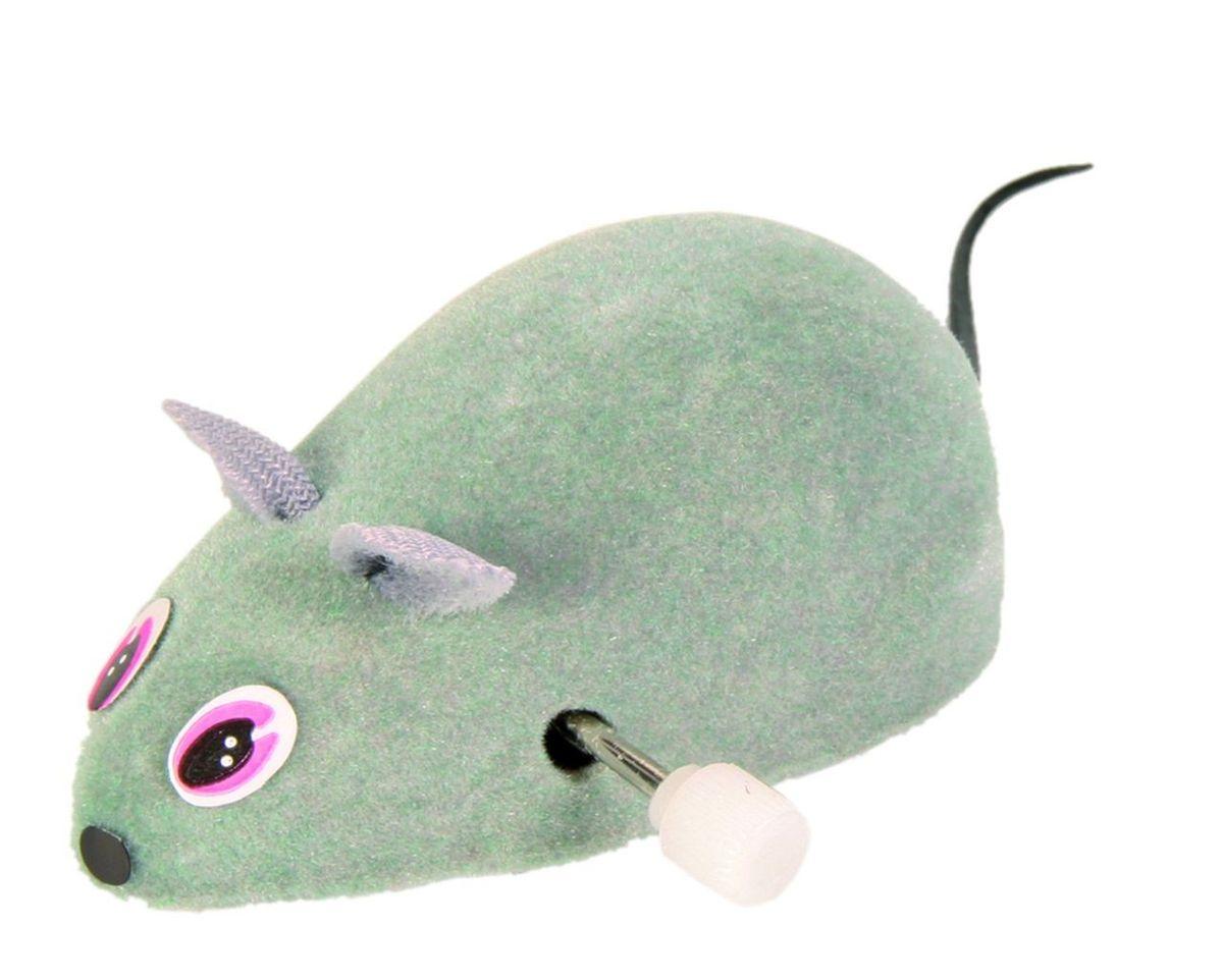 Trixie Aufzieh Maus | 7cm Katzenspielzeug
