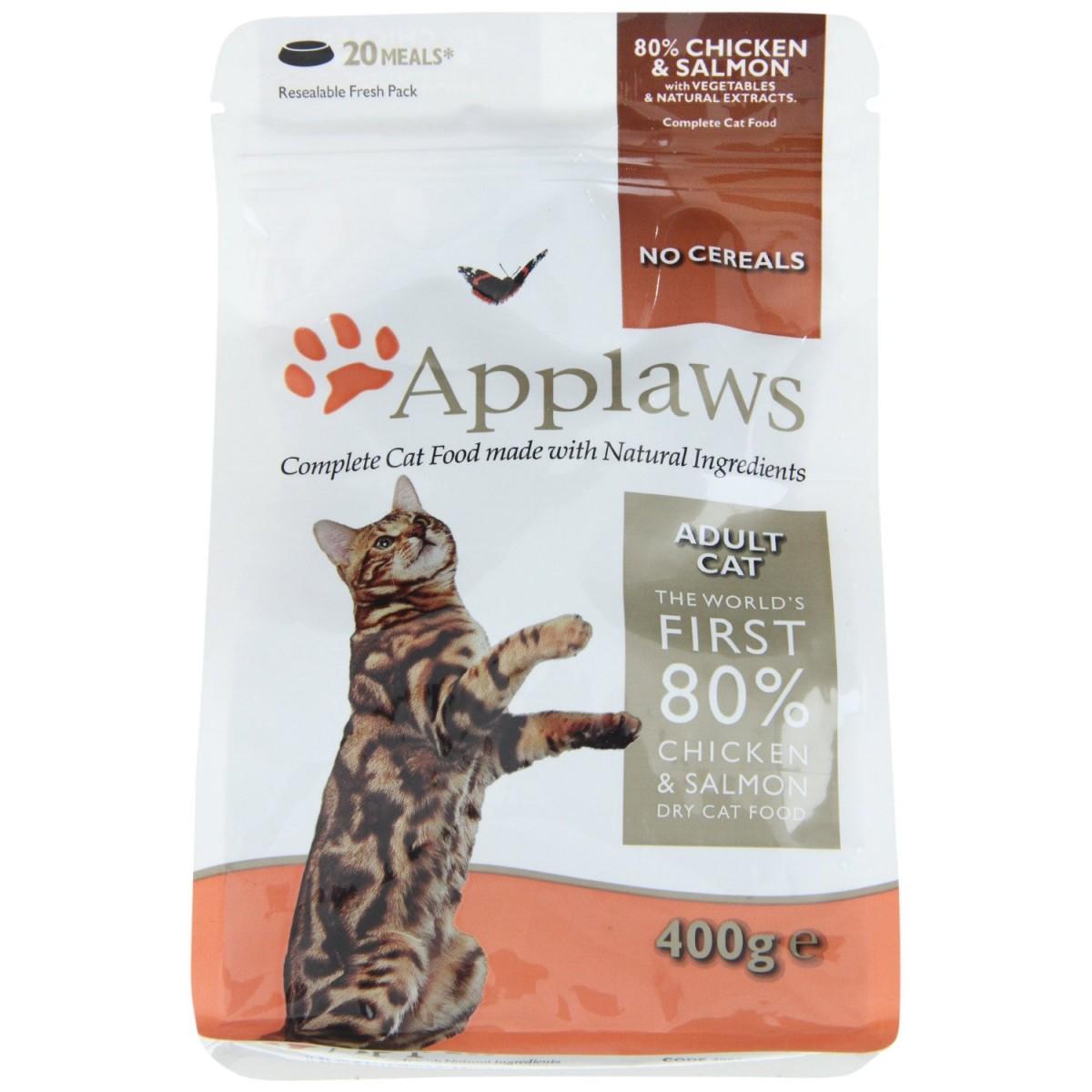 Applaws Katzentrockenfutter | 400g getreidefrei mit Hühnchen