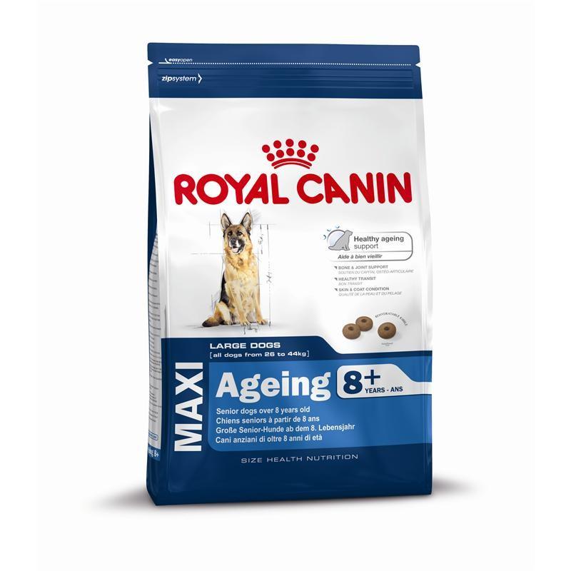 royal canin maxi ageing 8 3kg hundefutter. Black Bedroom Furniture Sets. Home Design Ideas