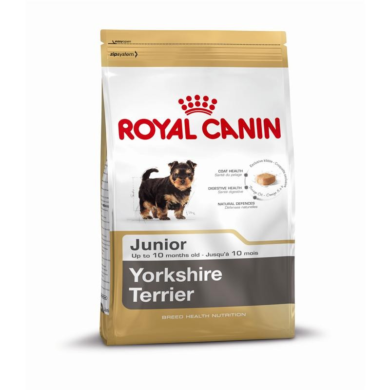 Royal Canin Breed Yorkshire | 1,5kg Welpenfutter
