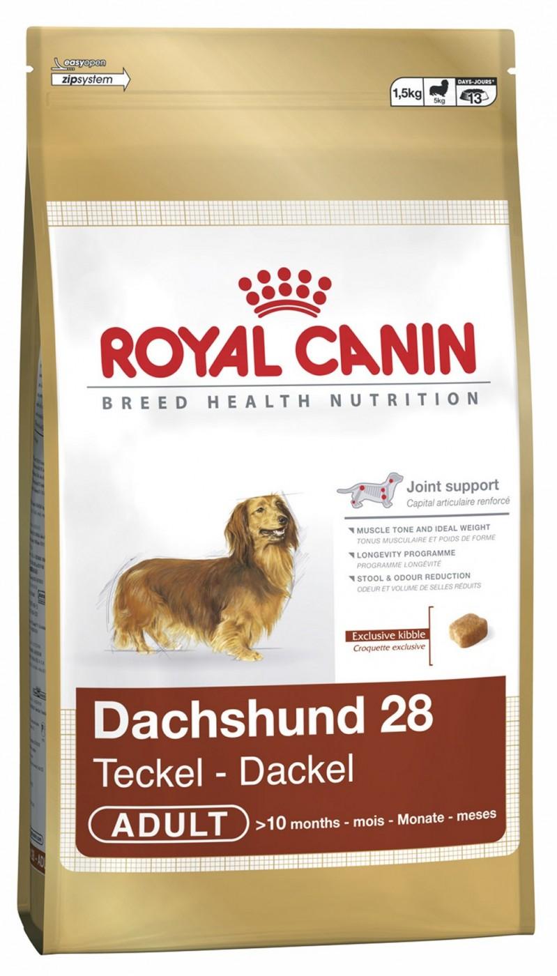Royal Canin Breed Dachshund | 500g Hundefutter