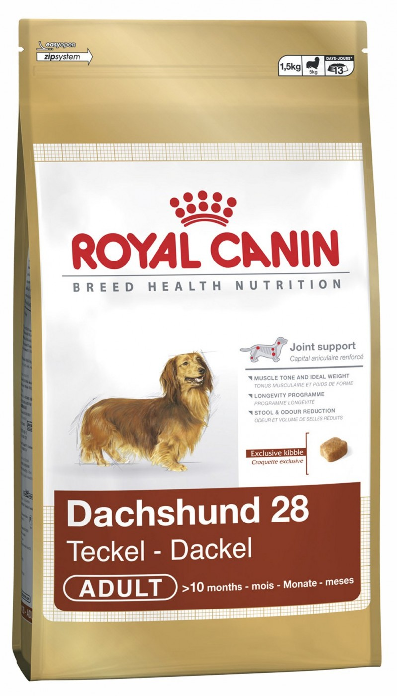 Royal Canin Breed Dachshund | 1,5kg Hundefutter