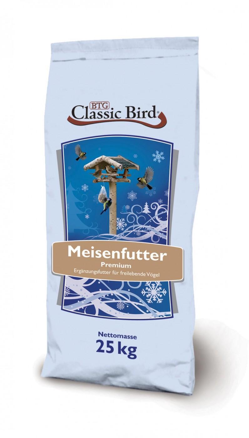 Classic Bird Meisenfutter   25kg Winterfutter, Vogelfutter