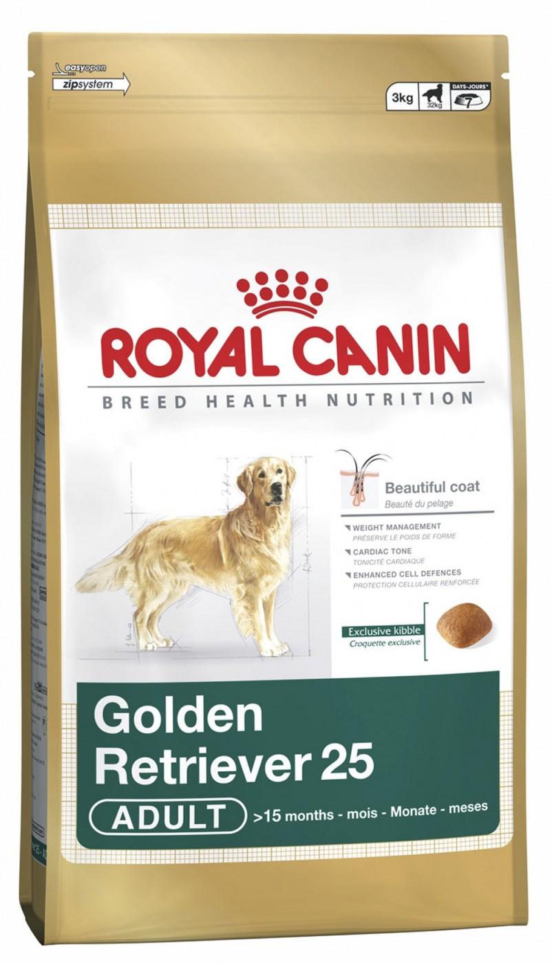 Royal Canin Golden Retriever | 3kg Hundefutter trocken