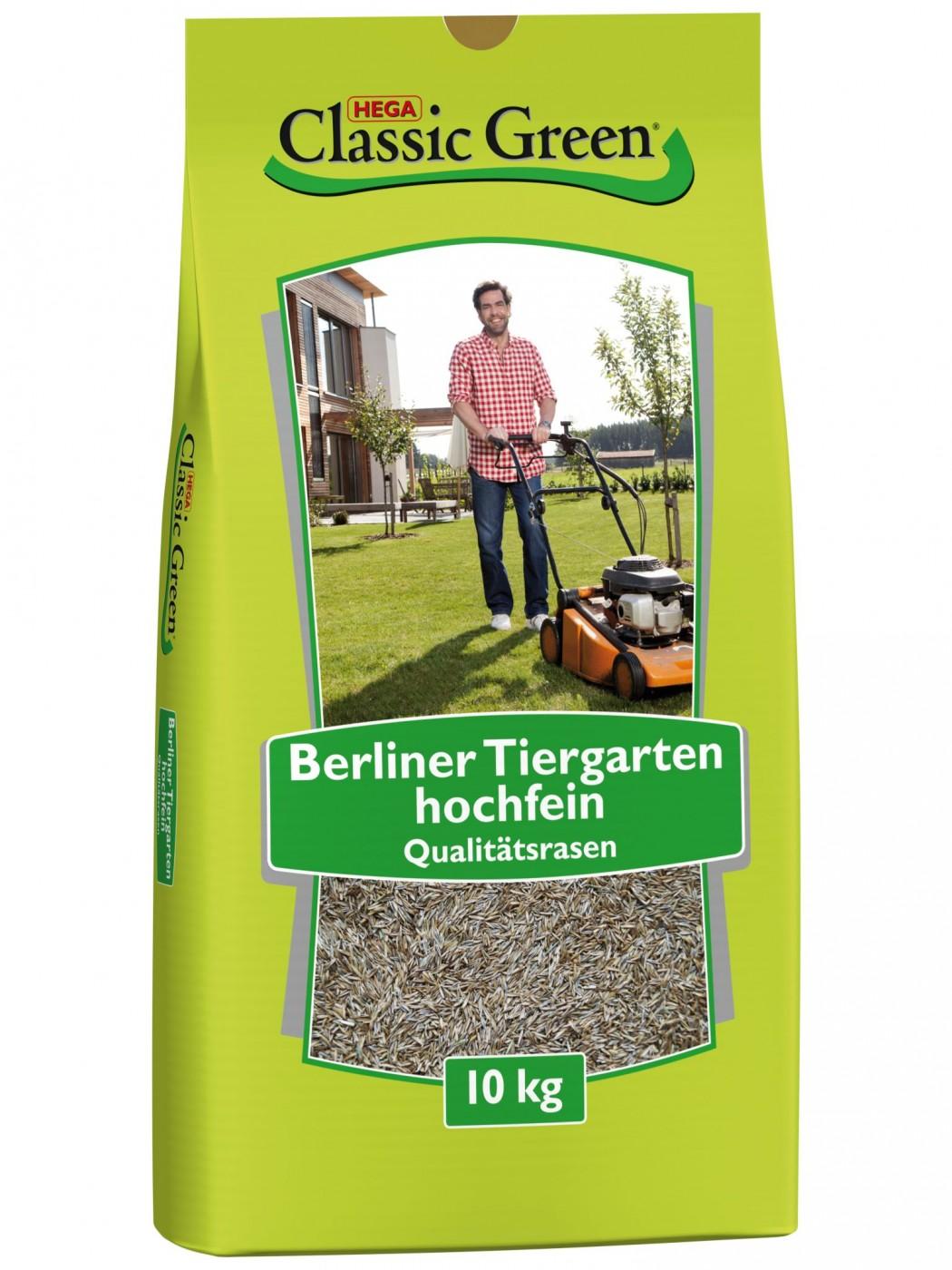 Classic Green Berliner Tiergarten hochfein | 10kg Saat