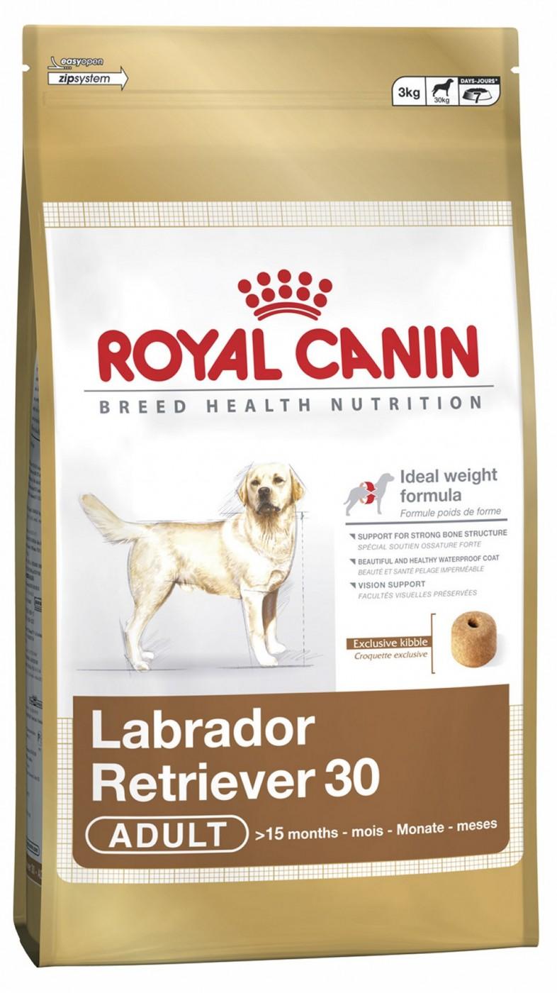 Royal Canin Breed Labrador Retriever | 3kg Hundefutter
