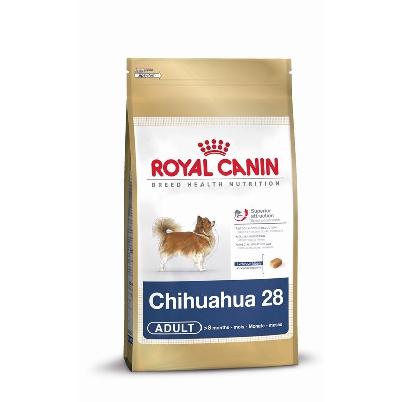 Royal Canin Chihuahua Adult | 1,5kg Spezialfutter für Chihuahua