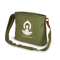 No.12 Medium Bag, military-green, Lotus