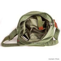 No.16 Medium Bag, military-green, Kiss