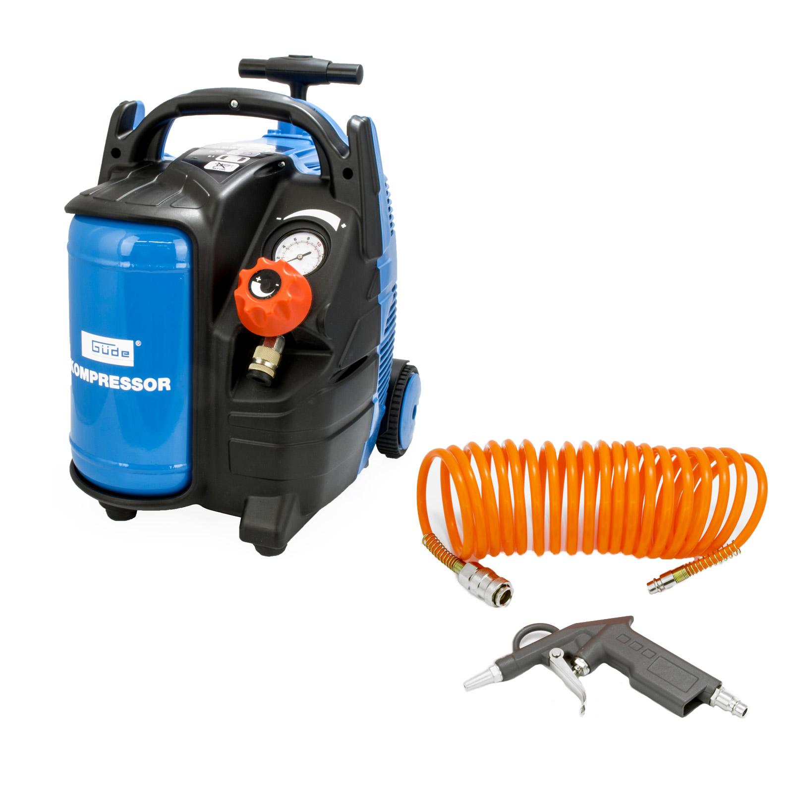 Kompressor Mit Zubehör : g de kompressor airpower 200 10 5 ty mit zubeh r ~ Watch28wear.com Haus und Dekorationen