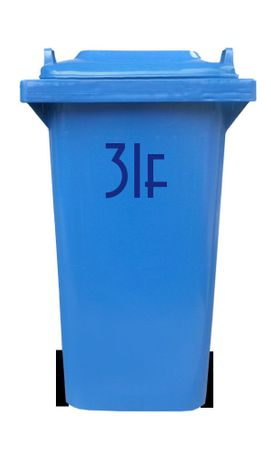 Bin Number Sticker 'Avenida' – Bild 19
