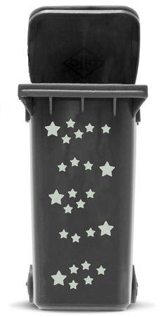 Bin Sticker 'Stars' – Bild 10