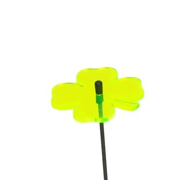 SunCatcher '4 Leaf Shamrock', 6cm