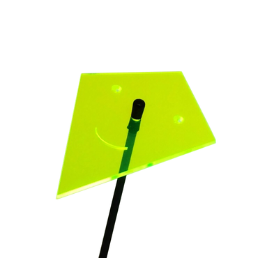 Large SunCatcher 'Smiling Kite' – Bild 1