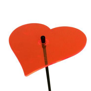 SunCatcher 'Heart', 15cm – image 3