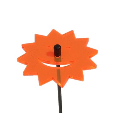 SunCatcher 'Laughing Sun', 6cm – image 1